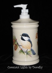Custom Order - Liquid Soap Dispenser for Darla in ME