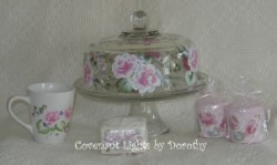 Shabby Rose Accessories