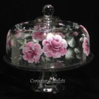 Cake Saver - Glass