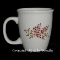Coffee Mug - Red Bird