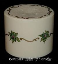 Christmas - Peace Candle