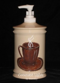 Custom Order - Liquid Soap Dispenser for Sandra in SC