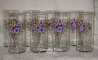 Custom Order - Flower Vases for LaRae in MN